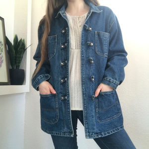 Sostanza Workwear Jean Jacket